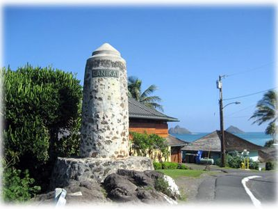Photo for Beautiful Ocean View Studio/Private Entrance/BBQ Grill,Beach Toys & 2 Bikes Incl