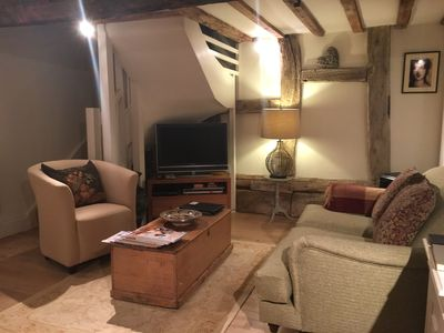 Photo for Stay in a 15 century Barn 20 minutes from Stratford on Avon
