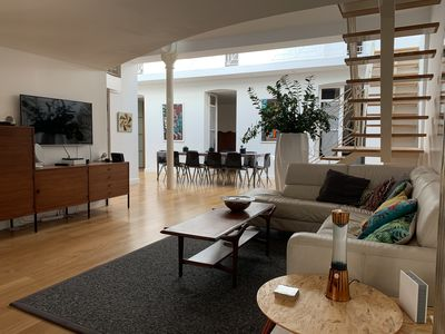 Photo for Villa loft standing near beaches and downtown (market and shops)