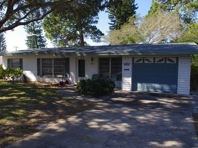 Photo for Venice Island 3bed/2bath home close to beaches and downtown Historic Venice