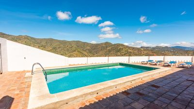 Photo for Spacious holiday villa with an impressive terrace