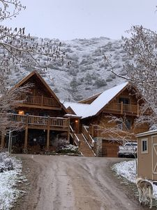 Photo for Taylor Canyon Cabin in Almont