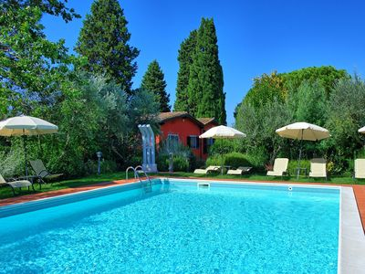 Photo for Villa in Montelupo Fiorentino with 5 bedrooms sleeps 11