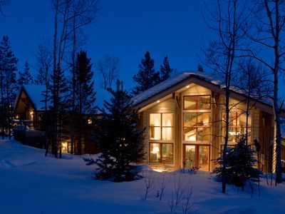 Photo for Closest to Tram, Ski-in Ski-out Convenience! 6 bedrooms +sleeping loft, 5 baths