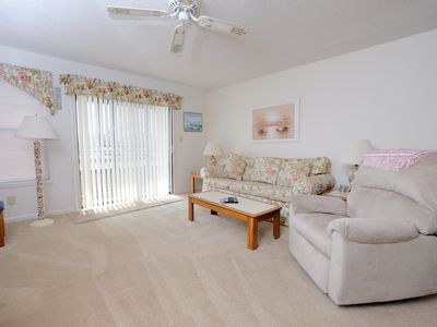 Photo for Perfect Two Bedroom Condo Walking Distance to the Beach: Dunes Pointe F13