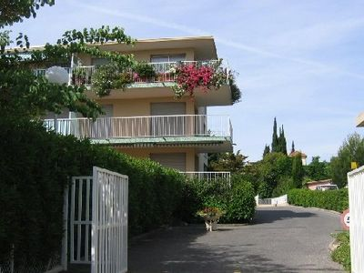 Photo for 3 rooms recently renovated in a luxurious residence in Cap d¥Antibes