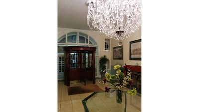 Burlington Mansions Entrance Lobby