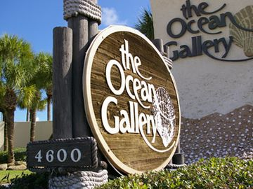 Ocean Gallery, Saint Augustine Beach, FL, USA