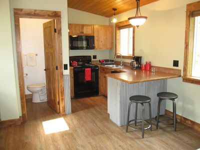 Photo for Newly Remodeled Cabin Minutes From Glacier National Park-also see 723684, 722548