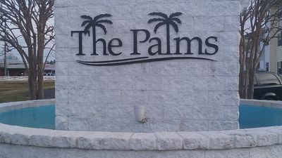 Photo for 4106 Palms, 3 BR, 2 BA Easy access condo, close to shops and resturants