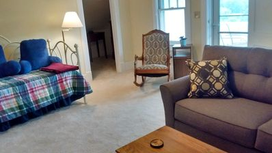 Photo for 1BR Apartment Vacation Rental in Lexington, Virginia