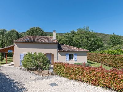 Photo for Villa suitable for 6 people at Domaine Les Rives de L'Ardecehe