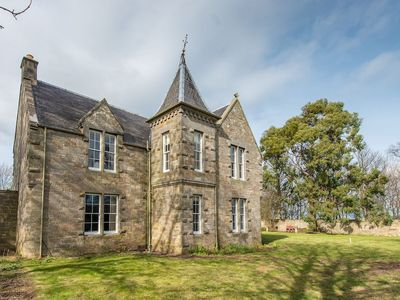 Photo for New for 2019 - Sleeps 10 - Spectacular  country house outside St Andrews