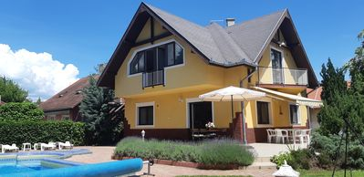 Photo for Holiday apartment Zamárdi for 1 - 9 persons - Holiday apartment