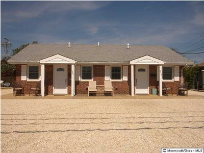 Photo for Seacrest Beach (Lavallette) - Cottage A