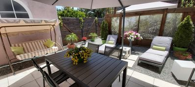 Photo for 1BR Apartment Vacation Rental in Roquebrune-Cap-Martin, Provence-Alpes-Côte-D'Azur