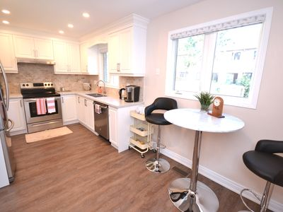 Photo for Newly renovated beautiful 4 bedroom detached home