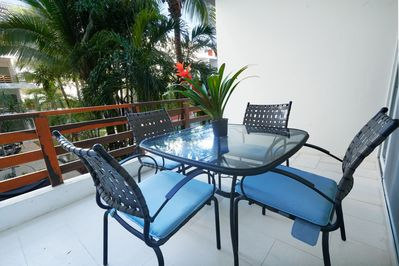 Your private pool view patio with BBQ