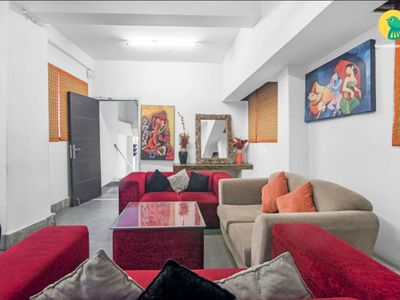 Photo for 6BHK Apt. (2 nos of 3BHK on same floor in a building)at chattarpur, New Delhi