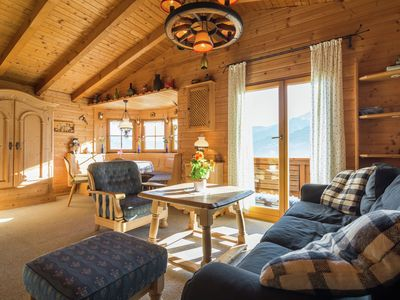 Photo for Charming Wooden Chalet in Walchen with Balcony