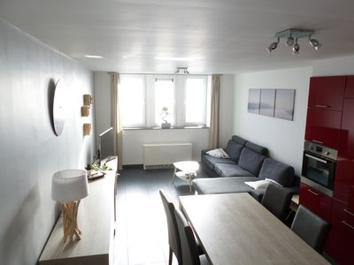 Photo for Beautiful apartment in the heart of Bastogne
