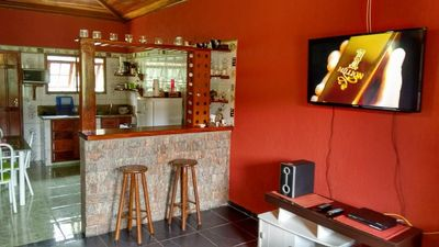 Photo for Comfortable home, c pool, air cond, barbecue, nearby beaches and waterfalls