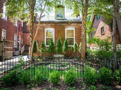 Photo for Enchanting Benton Park Cottage Built in 1892