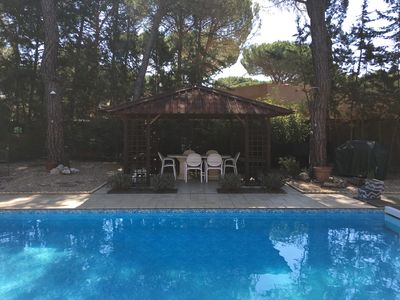 Photo for Cosy Villa  with PRIVATE POOL 9X5MHouse with character