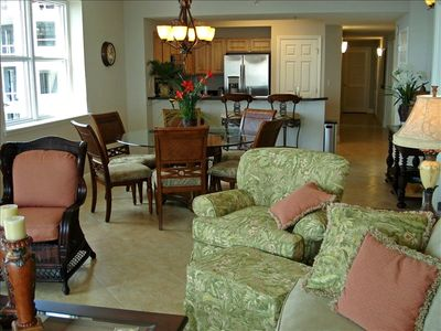 Simply the nicest unit & views for the money -Platinum decor/comfortable living!