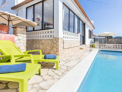 Photo for 5BR Villa Vacation Rental in Blanes, Girona