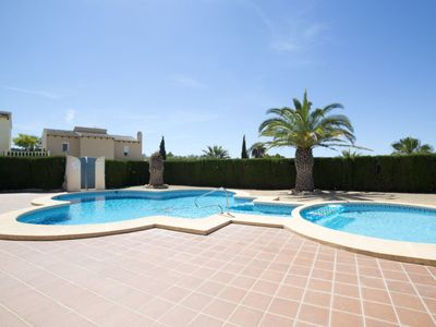 Photo for Vacation home Yona in Calpe/Calp - 6 persons, 3 bedrooms