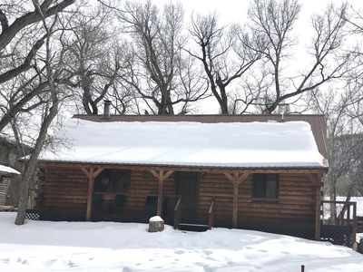 Photo for Cozy Cabin Walking Distance To Rio Grande River