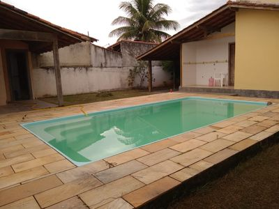Photo for Beautiful 3 bedroom house with pool in Itaipuaçu - RJ