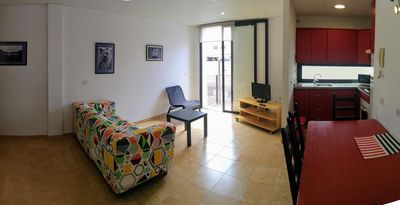 Photo for Modern 3 room flat at Playa San Juan