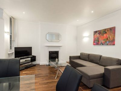 Photo for Fabulous Apartment in Central London (FS2)
