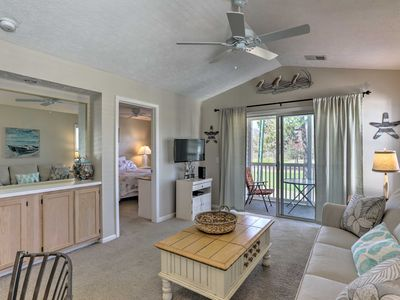 Photo for NEW! Myrtle Beach Condo w/ Porch on Golf Course!