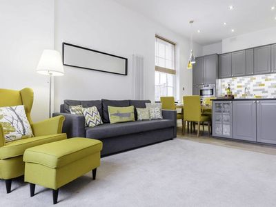 Photo for 150 yr old 2bed 2bath Victorian flat in Islington