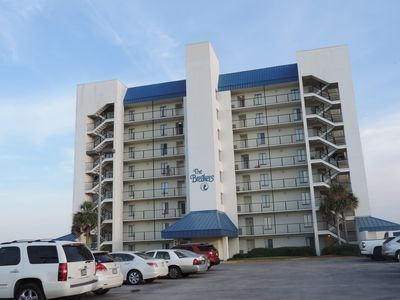 Photo for Ground Floor - Beach Front Location - Sand Is Just Steps From Your Door