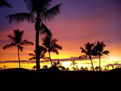 Photo for Mauna Lani Golf Villa - Ocean, Golf Course and Sunset Views