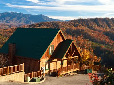 Photo for Monte Cristo.   .   .  'Best View in the Smokies'