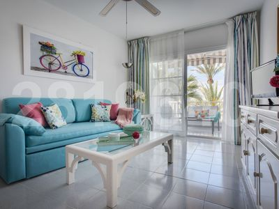 Photo for Apartment 150 m to the beach, in a holiday complex with a special pool area