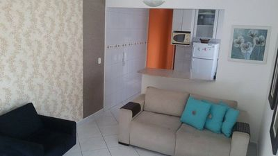 Photo for MEGA PROMOTION - 300,00 REAIS up to two people 2 nights fds