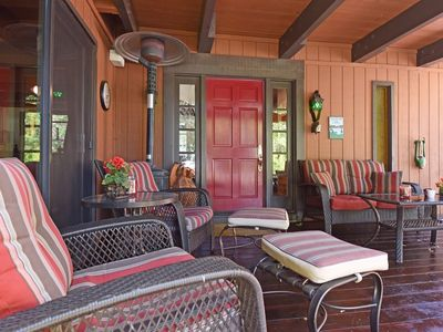 Photo for Bearing Ranch- Dog Friendly- Private Beach - Walk to Tahoe City
