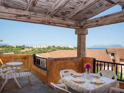 Photo for Holiday complex in Mediterranean style - Apartment Belvedere