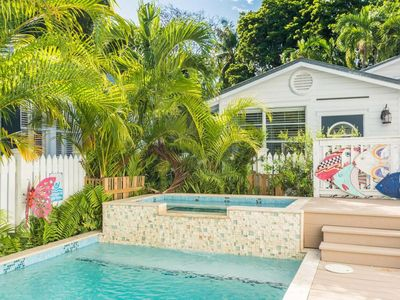 Photo for Charming 3 bedroom blocks from Duval Street