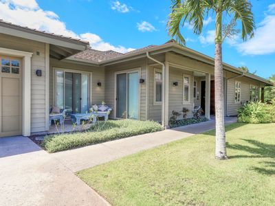 Photo for Remodeled Mauna Lani house w/ A/C, W/D, WiFi, shared pool, beach club access