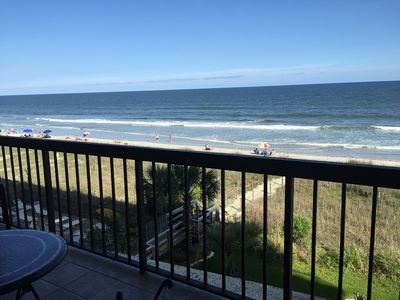 Photo for Oceanfront Condo in the Windy Hill Section of North Myrtle Beach..