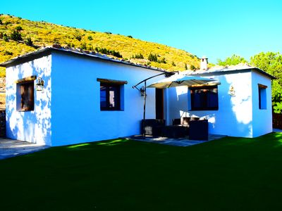 Photo for 1BR Apartment Vacation Rental in Trevélez, Andalucia