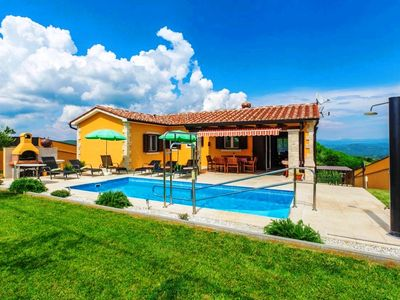 Photo for Villa Nataly private pool 8 people panoramic view