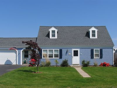 Photo for Beachy Scarborough Summer Home with family friendly features.  3 summer wks open
